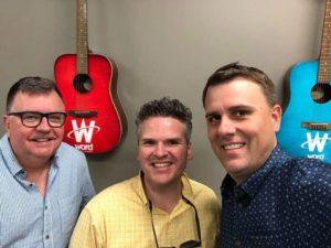 Jason Davidson met Jeff Bungarder and Joel Lindsey