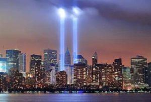 WTC 9/11 TWIN TOWERS