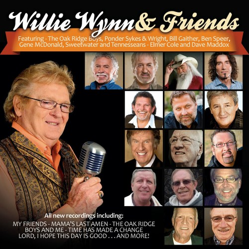 Available Now on Digital & Streaming Platforms - Willie Wynn & Friends