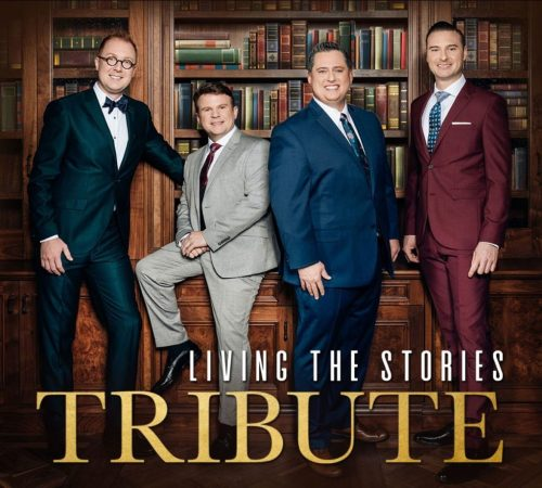 """Tribute Quartet Hits #1 With """"The Healer Hasn't Lost His Touch."""""""