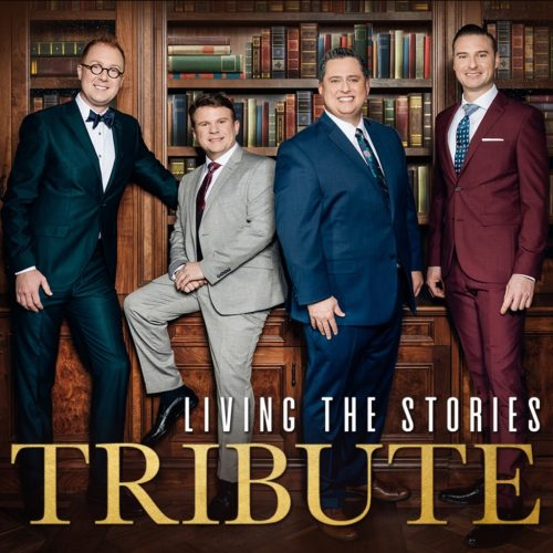Beyond the Song: Tribute Quartet sings The Healer