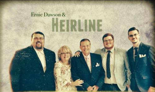 Ernie Dawson and Heirline