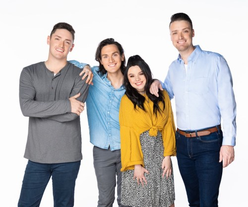 THE ERWINS POISED FOR BANNER YEAR WITH GRAMMY® NOMINATION, DOVE AWARD AND NEW HIT SINGLE