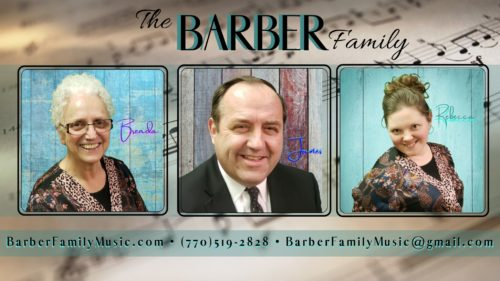 Congratulations to The Barber Family and The Christian Country Top 40 SGN SCOOPS (March 2021)