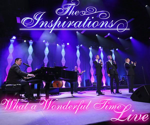 The Inspirations to release live album on Horizon Records
