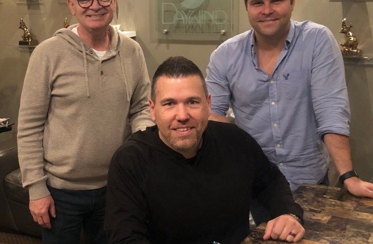 Nathan Woodard Joins Daywind Music Publishing as Exclusive Writer
