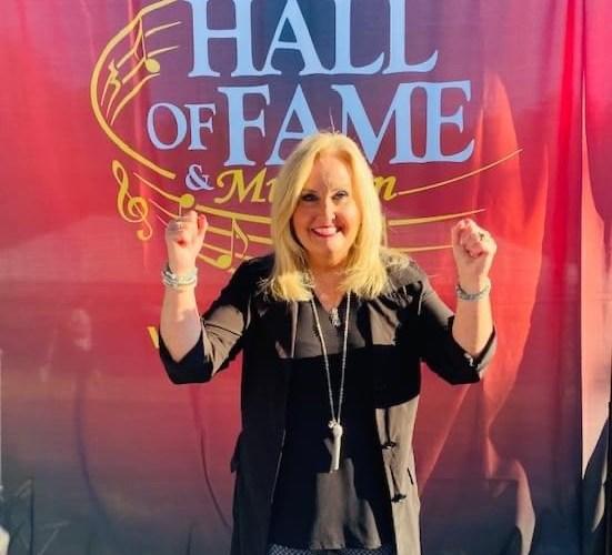 Karen Peck Gooch Hall of Fame Announcement