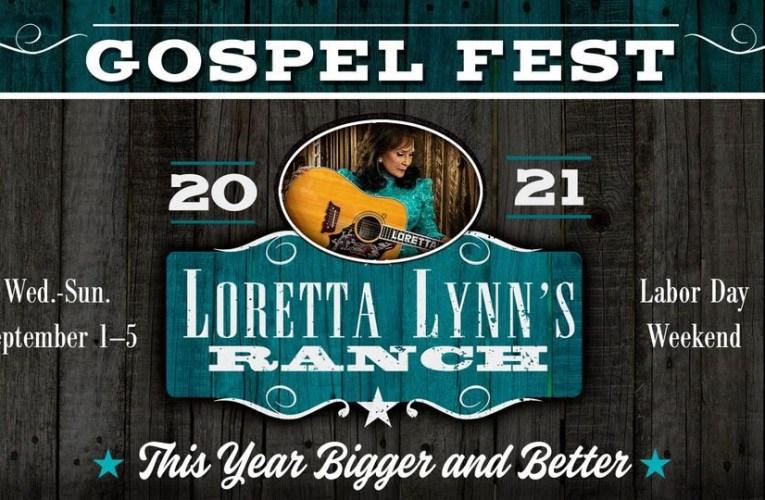Gospel Music Festival at Loretta Lynn's Ranch