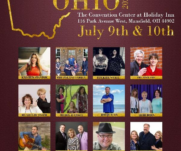 Join Us Next Week In OHIO