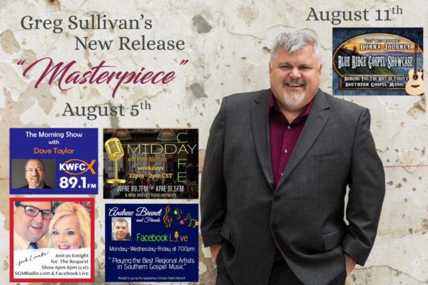New Music by Greg Sullivan