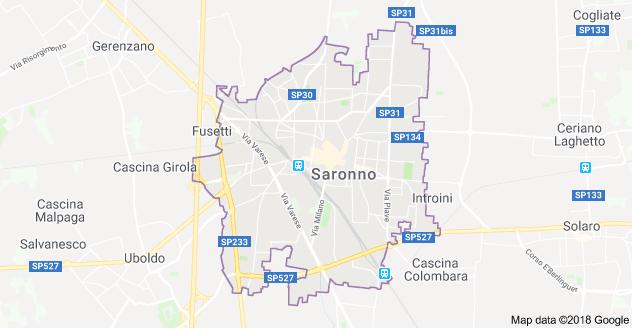 Sgomberi Saronno