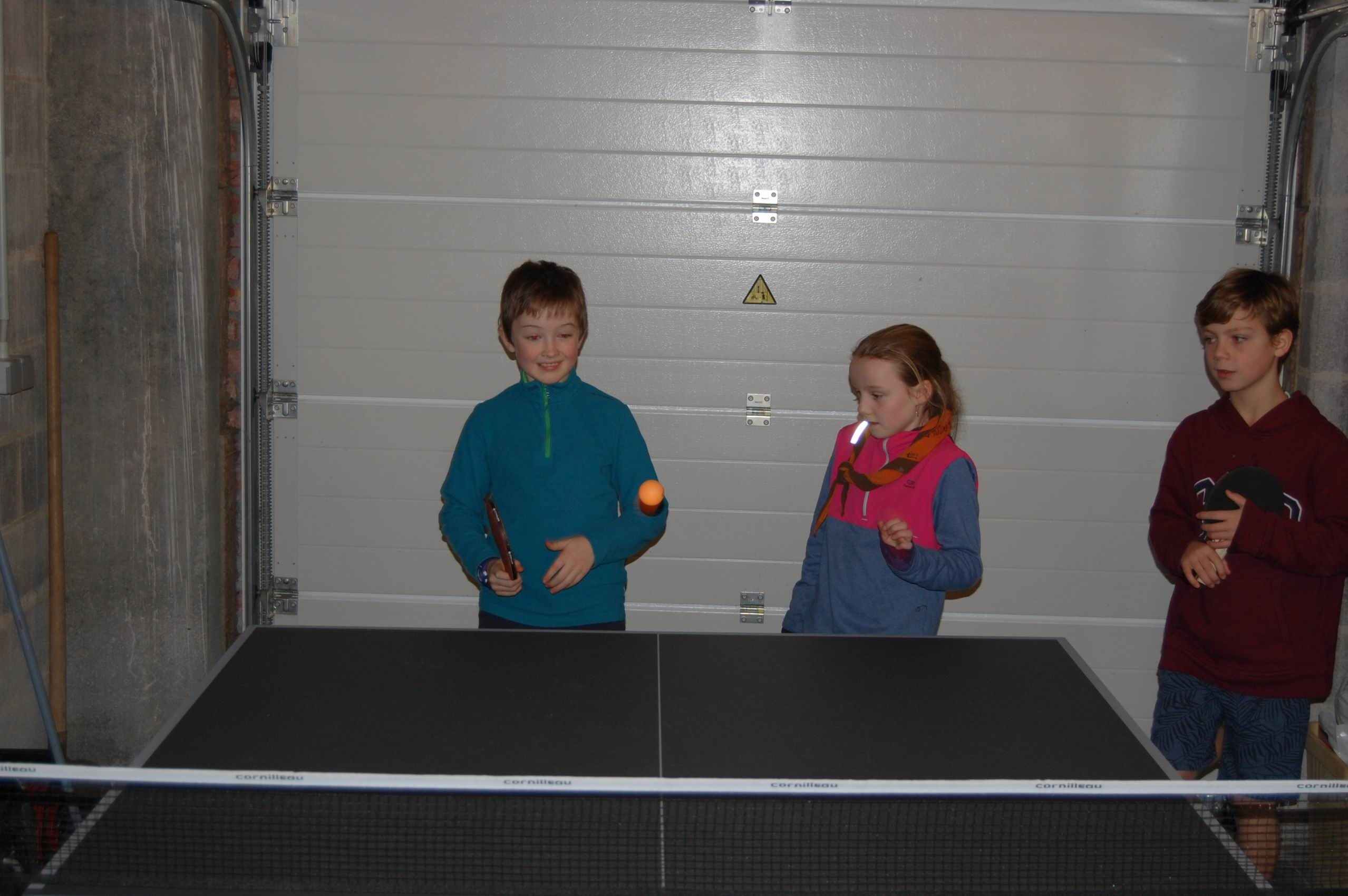 ping-pong et baby foot