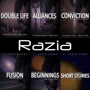 The Razia Series