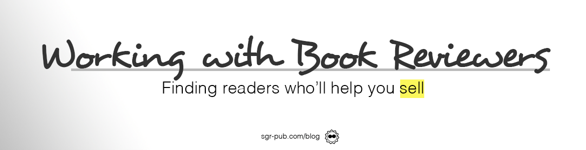 Working with Book Reviewers