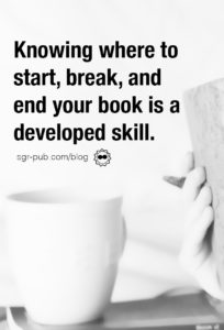 How to structure a novel: knowing where to start, break, and end your book is a developed skill