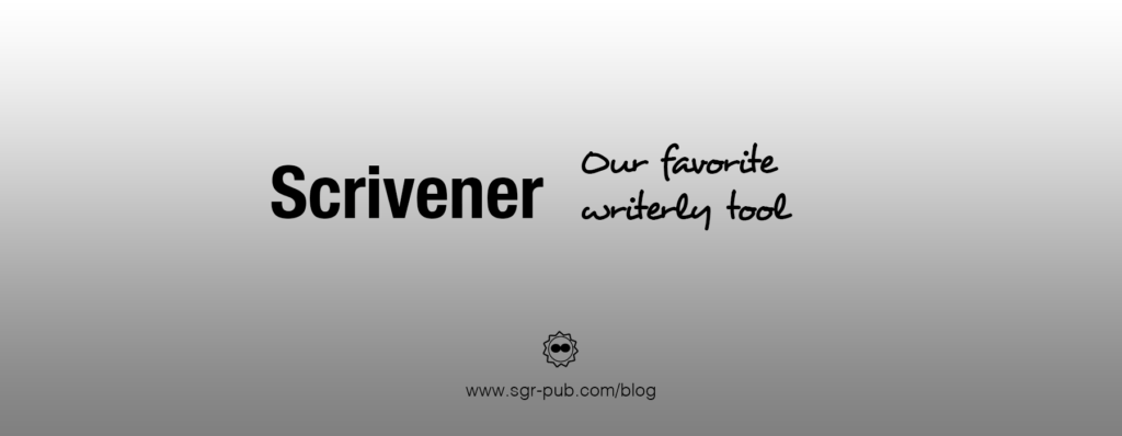Scrivener: Our favorite writerly tool