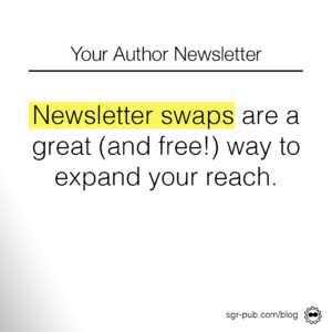 Newsletter swaps are a great way to expand your reach