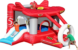 The Skykids Airplane Jumping Castle (BC001)
