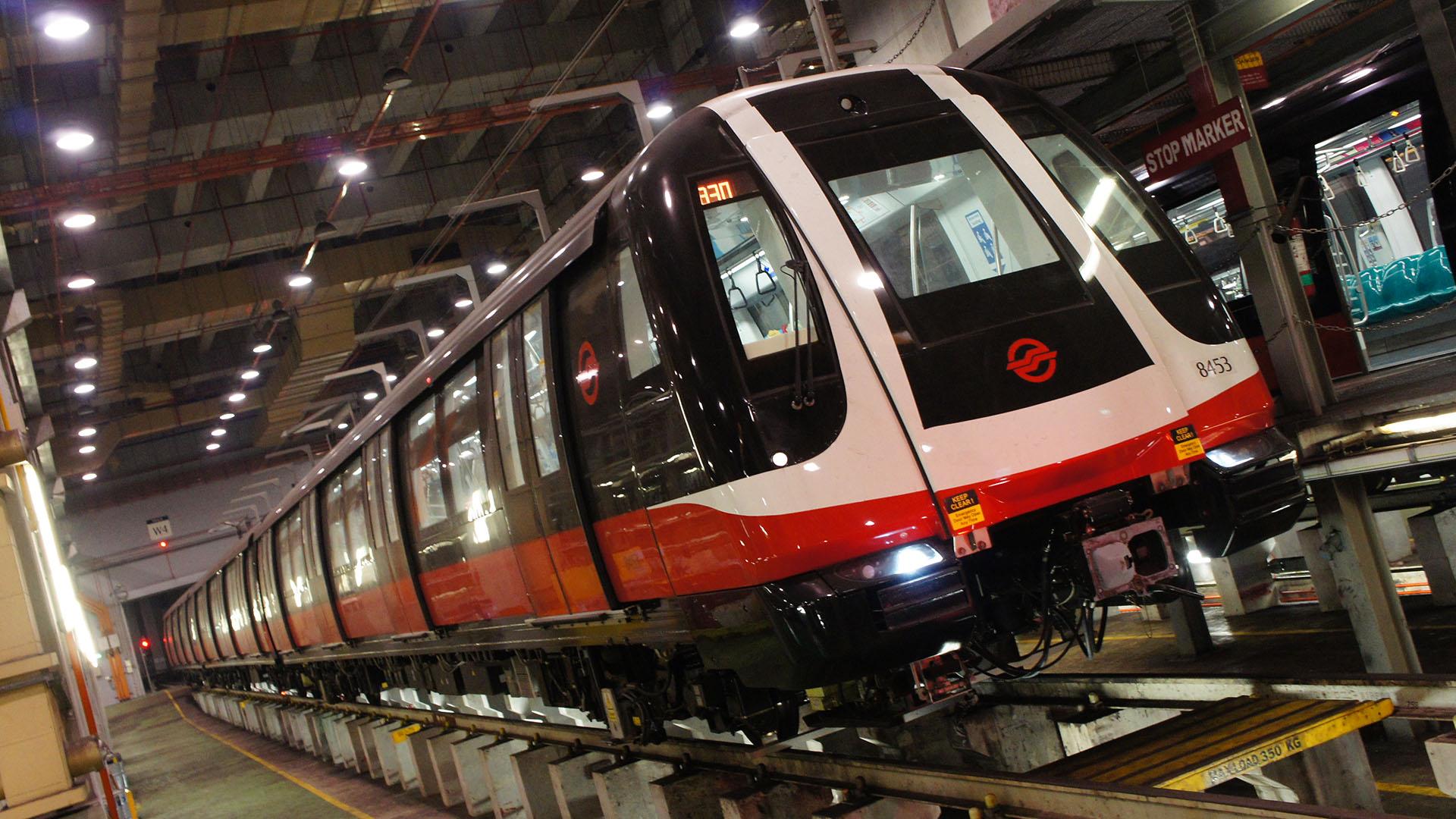 Alstom Metropolis C830C