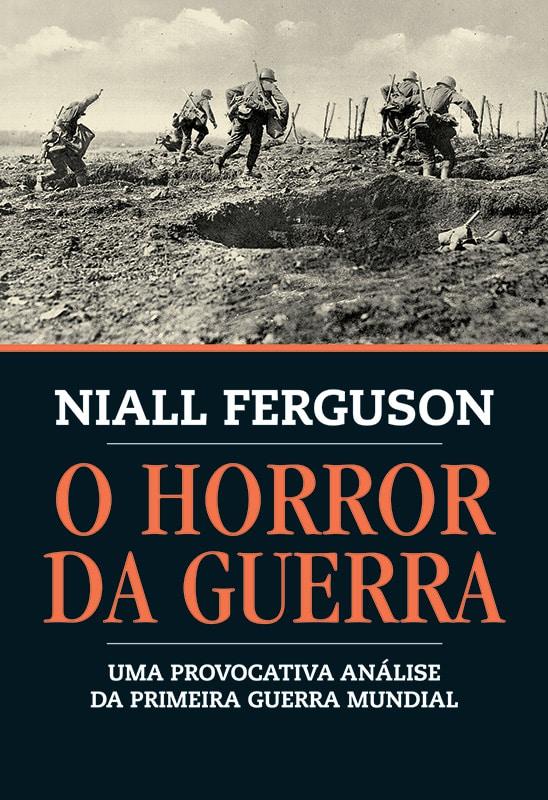 O horror da guerra - Editora Planeta