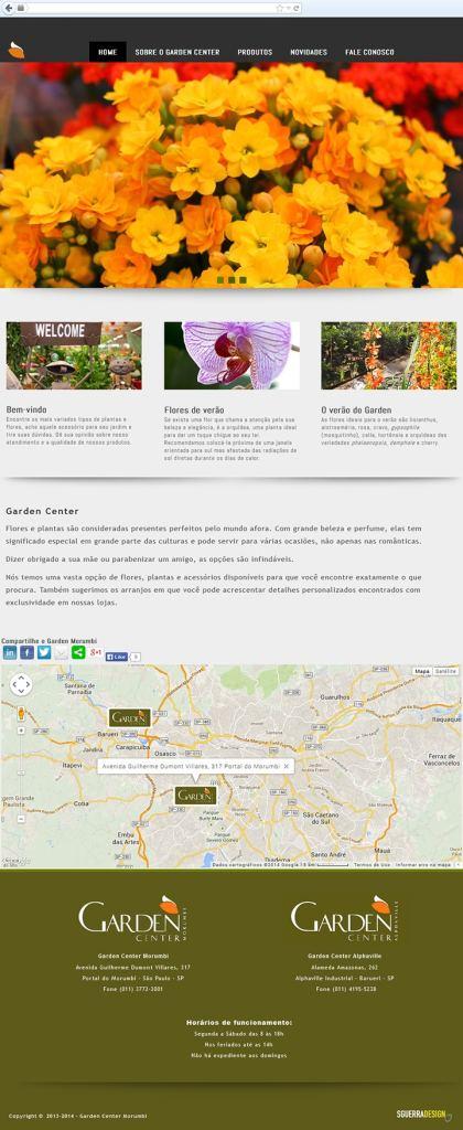 Site Garden Center Morumbi