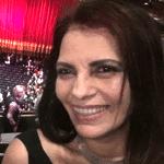 Graça Santos, autora do livro Uma janela indiscreta