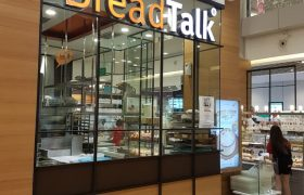 BreadTalk share price