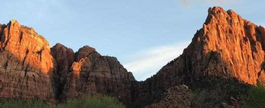 Zion National Park - The Watchman