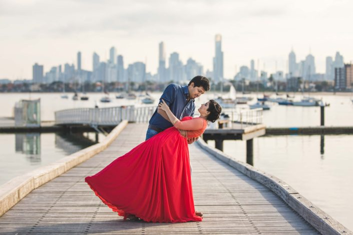 Varsha and Ram - Pre Wedding Photography Melbourne