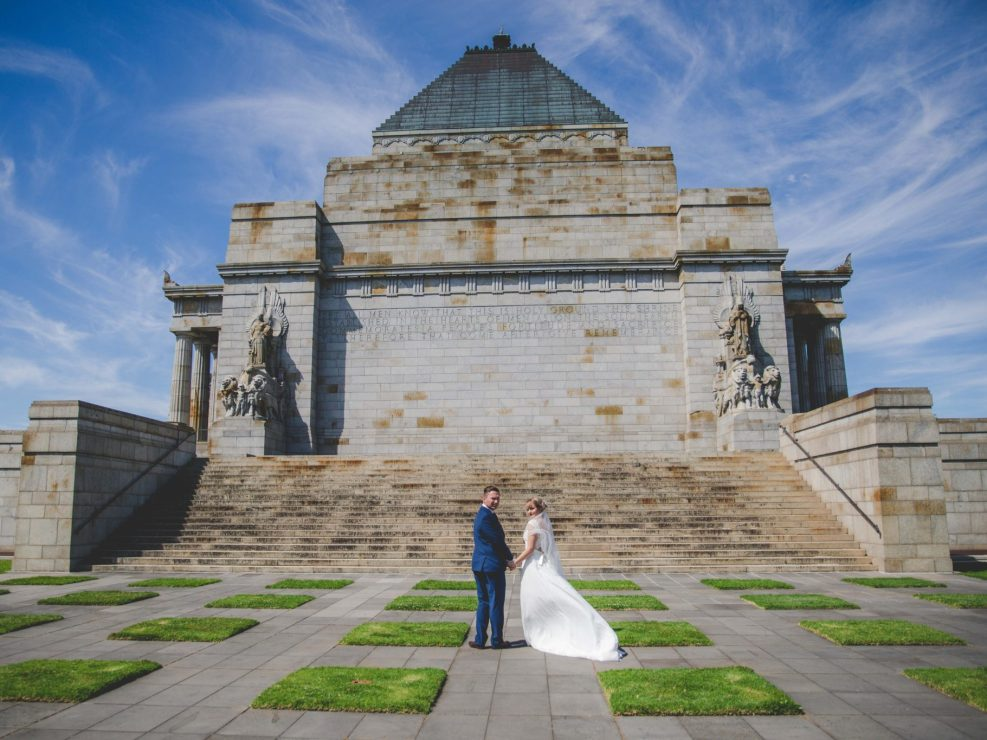 Wedding Photographer in Shepparton