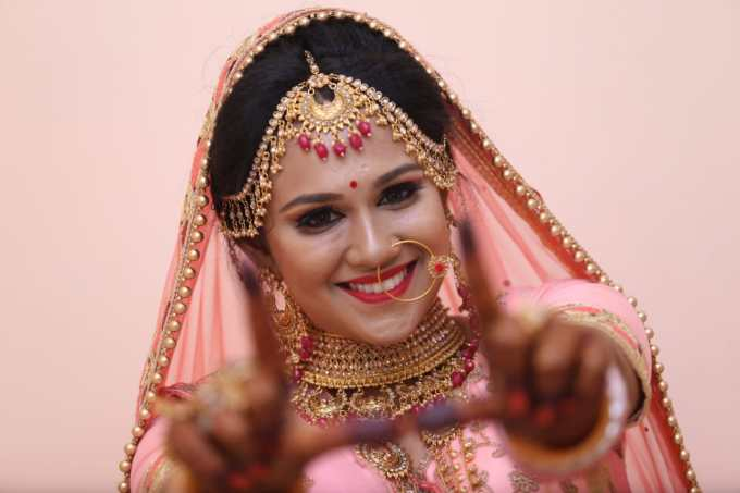 necessary steps to follow to get indian bridal makeup done right