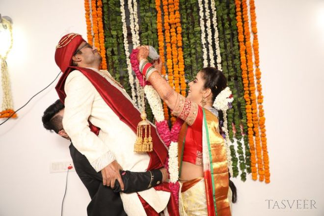 Lockdown wedding- Jigyasa & Sandeep