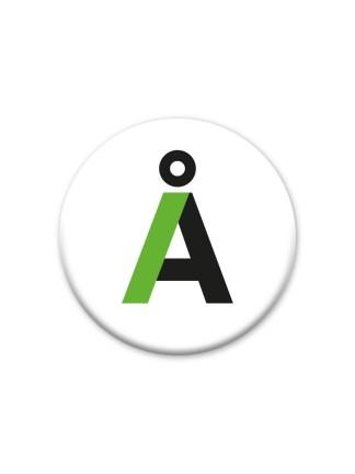alternativet logo med hvid baggrund