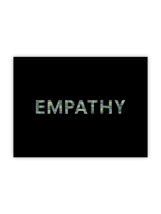 plakat-empathy-green
