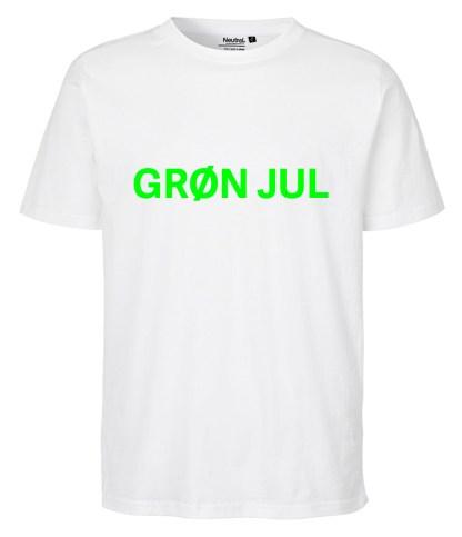 neutral-oekologisk-unisex-t-shirt-groen-jul