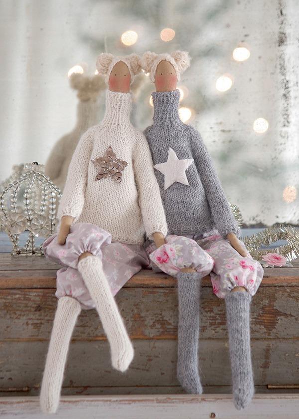 A Very Tilda Christmas Shabby Art Boutique