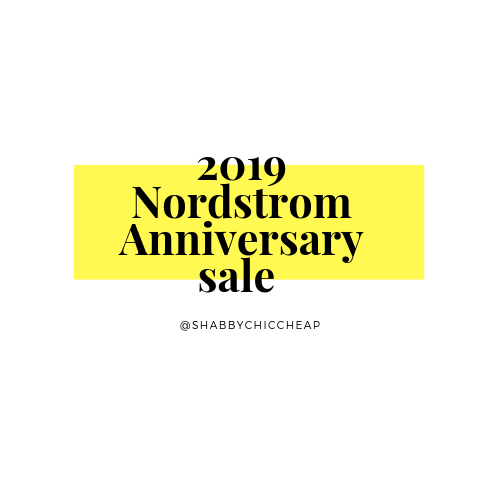 Fashion| Nordstrom Anniversary Sale