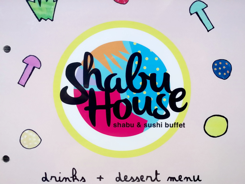 Shabuhouse drink menu