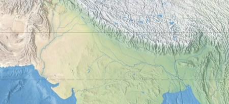 Himalayas asia maps asia map online interactive map physical map of the world as this map of south asia and the himalayas shows plan gumiabroncs Choice Image