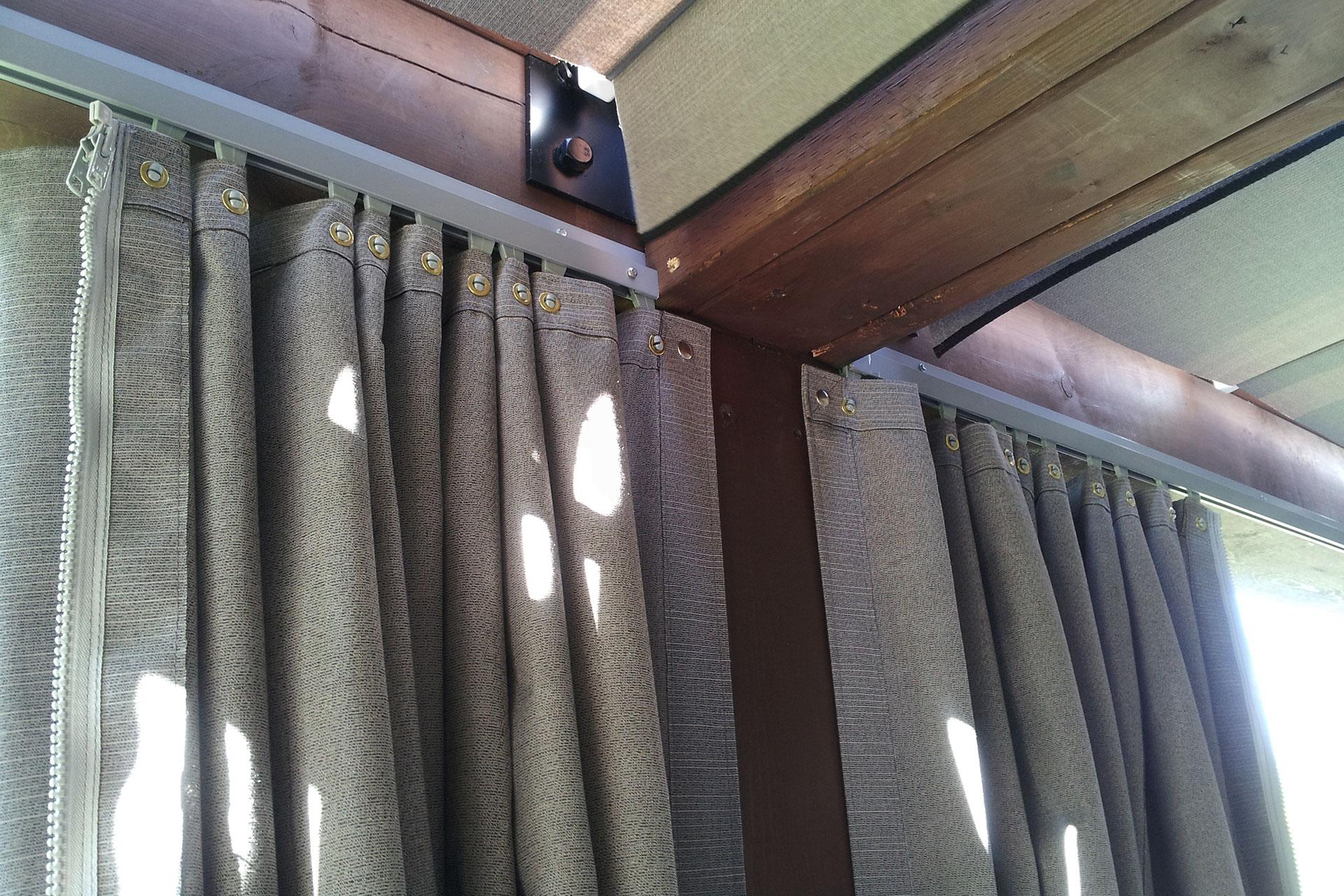 pergola curtains your complete