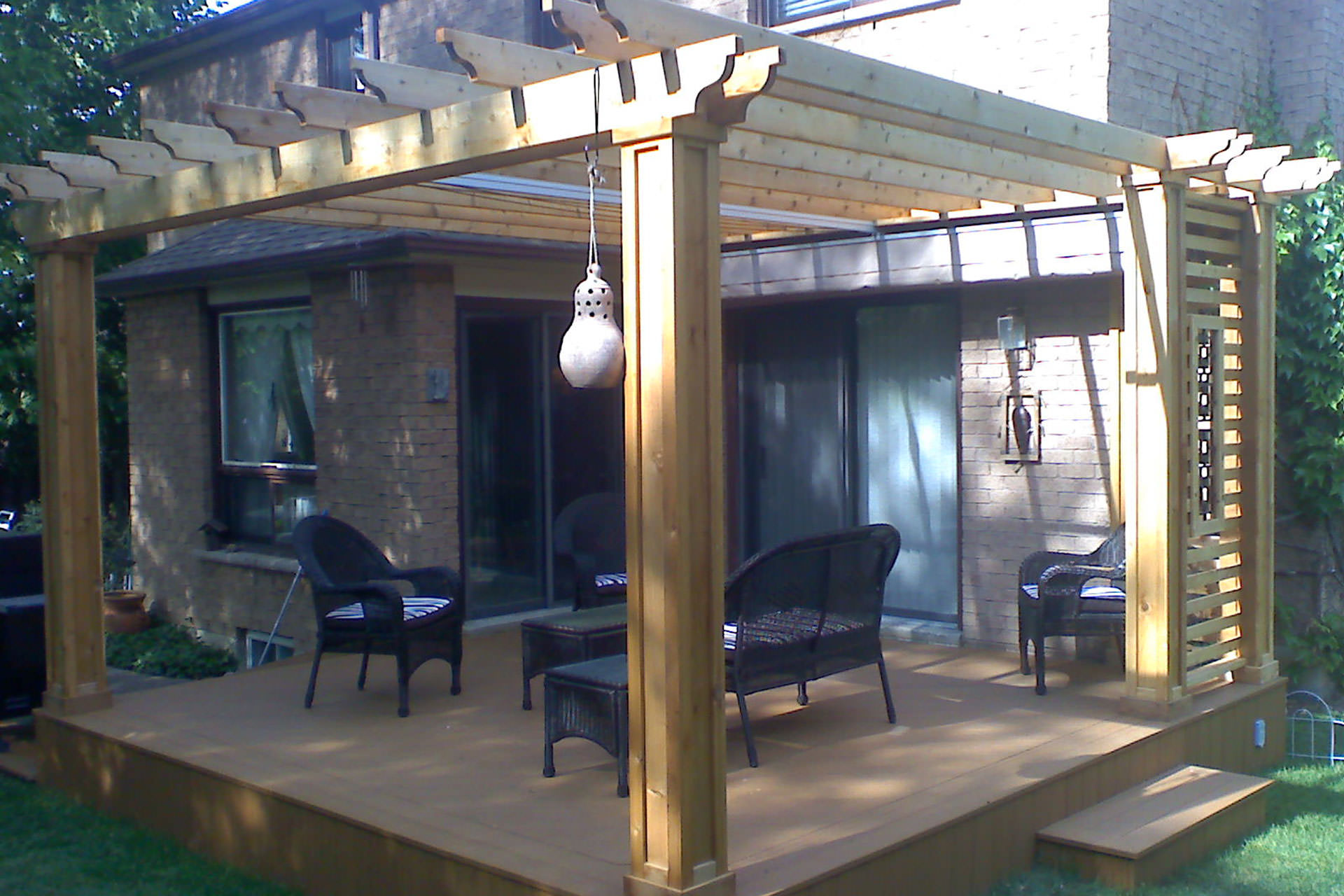 ShadeFX Retractable Canopies Protect From Sun and Rain on Patio Cover Ideas For Winter id=40603