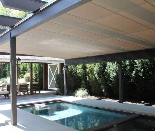 Retractable Canopies Shadefx