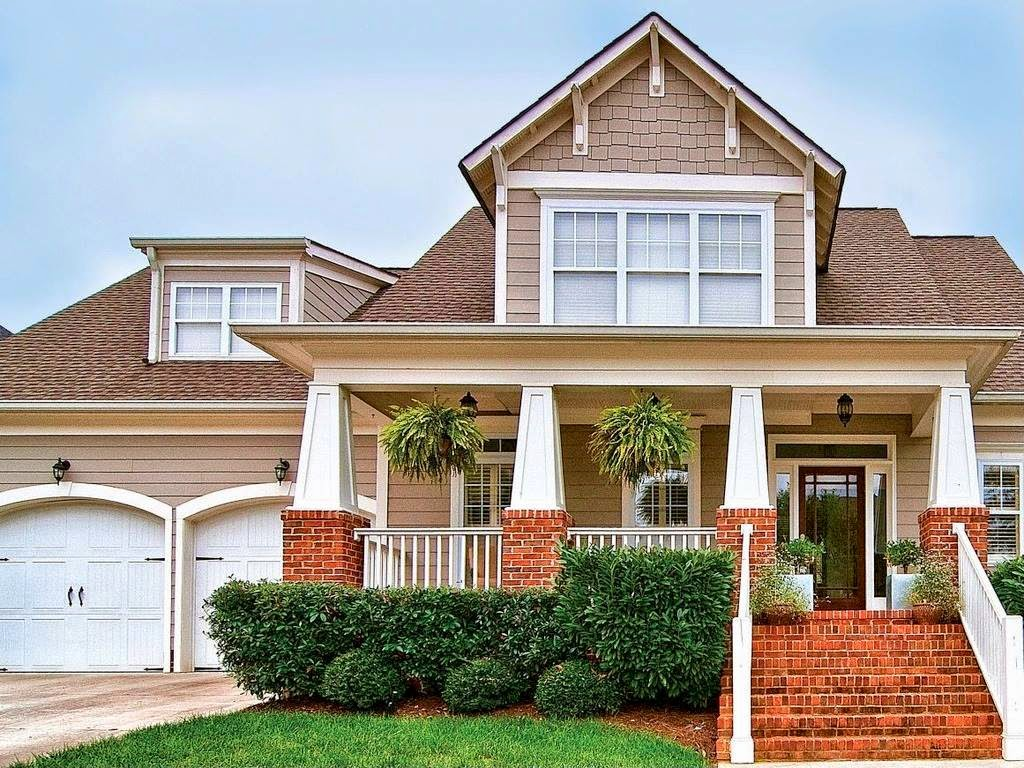 The Look for Less: Carriage Garage Door - Shades of Blue ... on Garage Door Colors Pictures  id=68741
