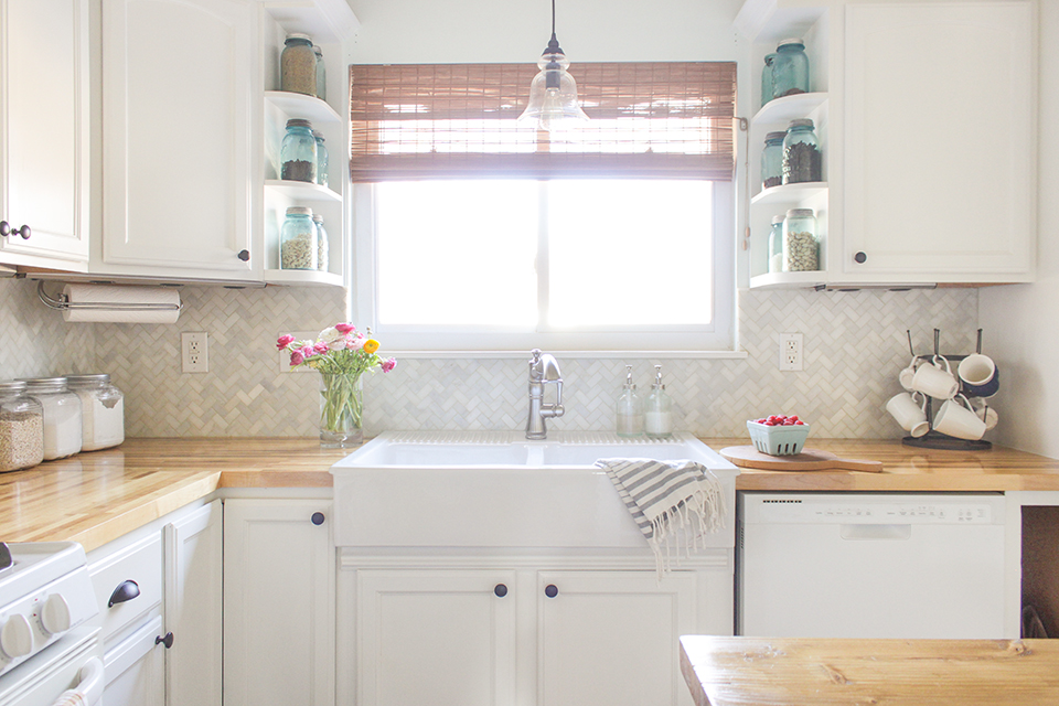 kitchen reveal shades of blue interiors