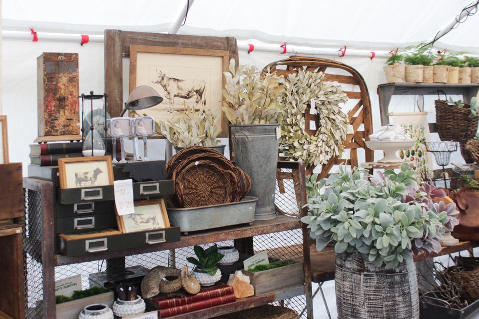 Spring 2016 Vintage Market Days Tour Shades Of Blue