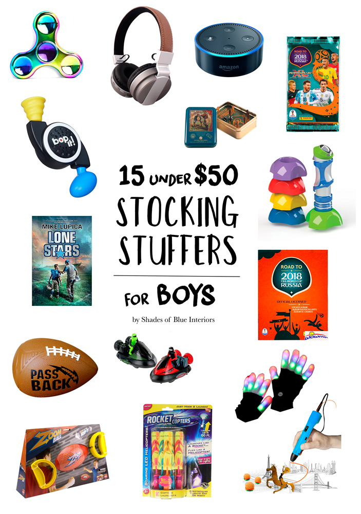 Stocking Stuffers For Boys 15 Under 50 Shades Of Blue