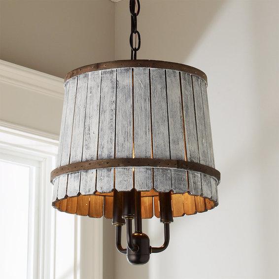 Bushel Basket Lantern