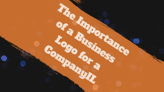Importance of Business Logo