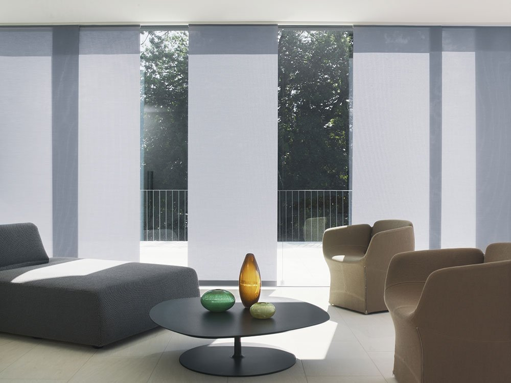 Gray Roller Blinds