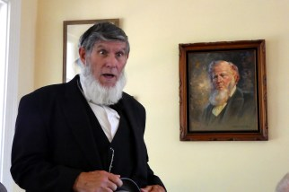 Brigham Young tells his story
